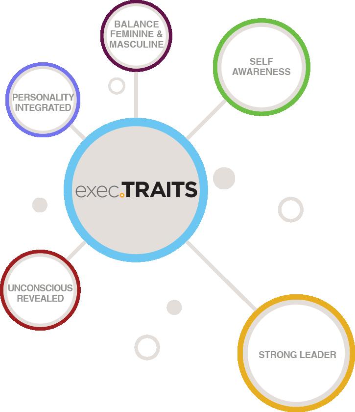 Diagram of Executive Traits